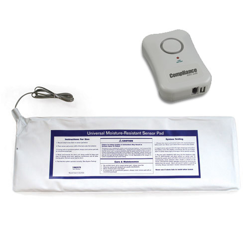 600-AL365-BSYS - ALARMS BED SYSTEM W/1 YR PAD 28IN X 10IN MOISTURE RESIST COMPLIANCE SOLN (SET)